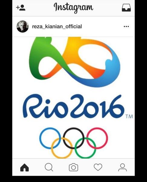 واکنش رضا کیانیان به طراحی لباس کاروان ایران در المپیک: تا وقت هست لباسها را پنهان کنید!