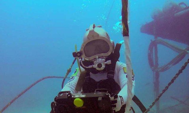 اعزام خدمه ناسا به اعماق اقیانوس!