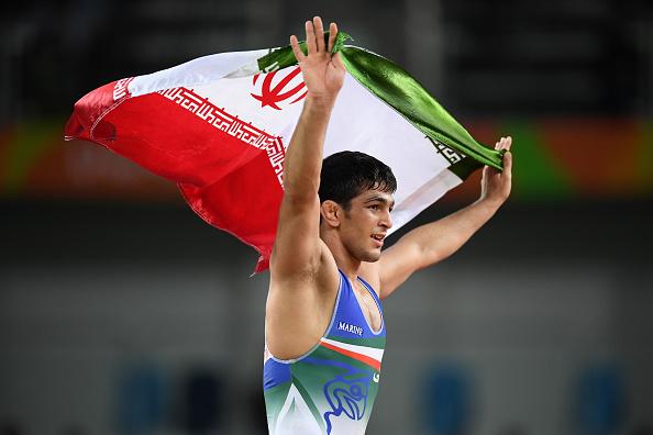 یزدانی سومین طلای ایران را به گردن آویخت(+جدول)
