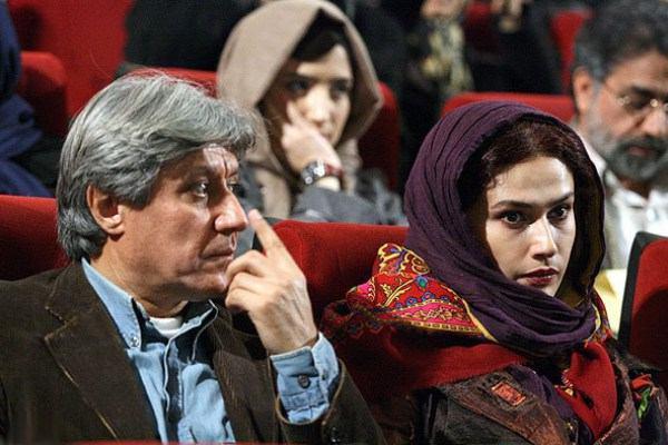 ازدواج بازیگر زن مشهور ایرانی با مردی ۲۰سال بزرگتر از خودش (+ عکس)