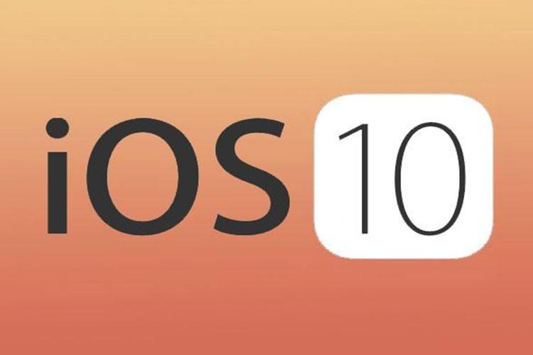 اپل ششمین نسخه آزمایشی عمومی iOS 10 را منتشر کرد