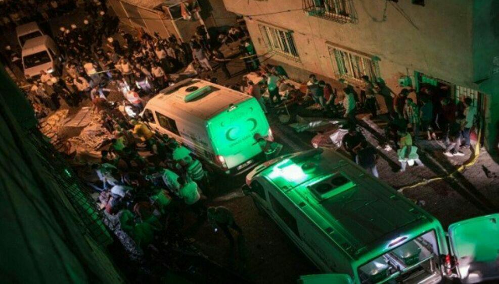 حمله به مراسم عروسی در ترکیه / 22 کشته و 94 مجروح