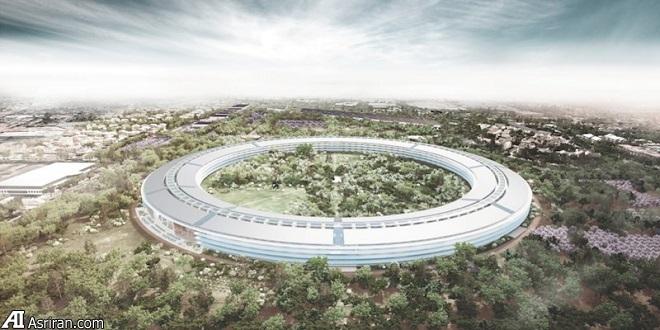 در پردیسهای آیندهنگر شرکتهای فناوری