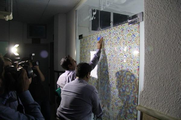 پلمب یک بیمارستان خصوصی در شمال تهران