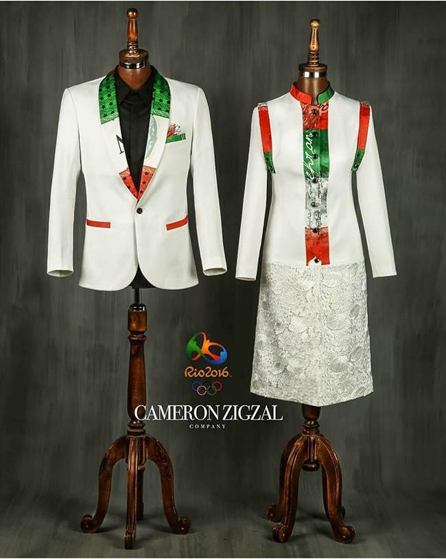 لباس جدید کاروان ایران با طرح های جدید آماده می شود(+عکس)