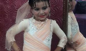 خردسال ترین عروس های جهان در مصر (+عکس)