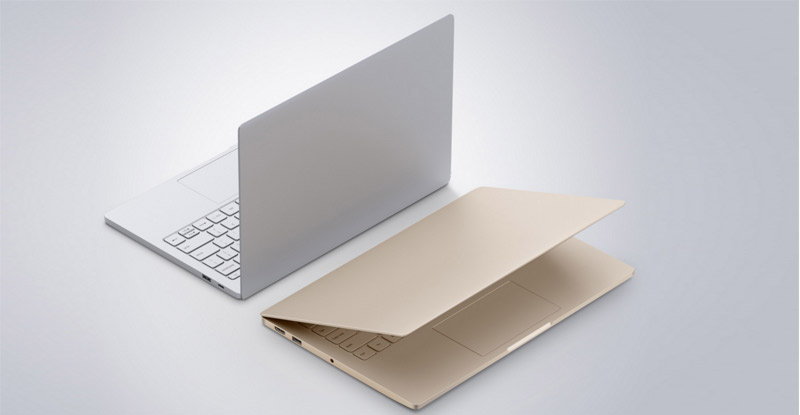 شیائومی لپتاپهای Mi Notebook Air را معرفی کرد
