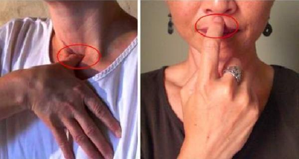توقف سکسکه با فشار دادن این نقاط بدن (+عکس)