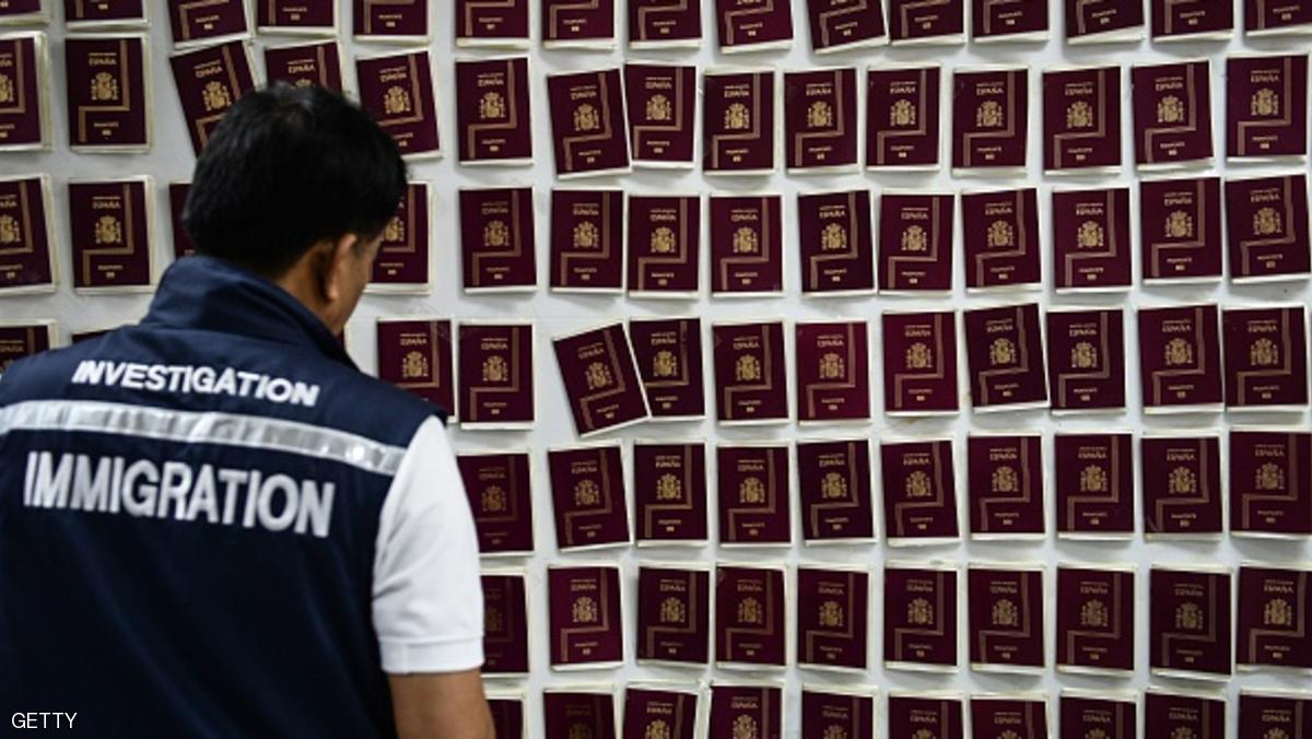 کشف بزرگترین گروه جعل گذرنامه تایلند به رهبری یک ایرانی