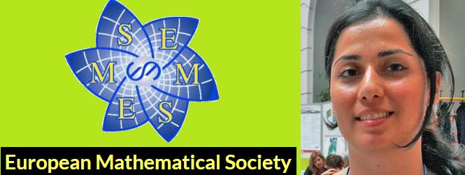 یک ایرانی اولین زن برنده جایزه جامعه ریاضیات اروپا