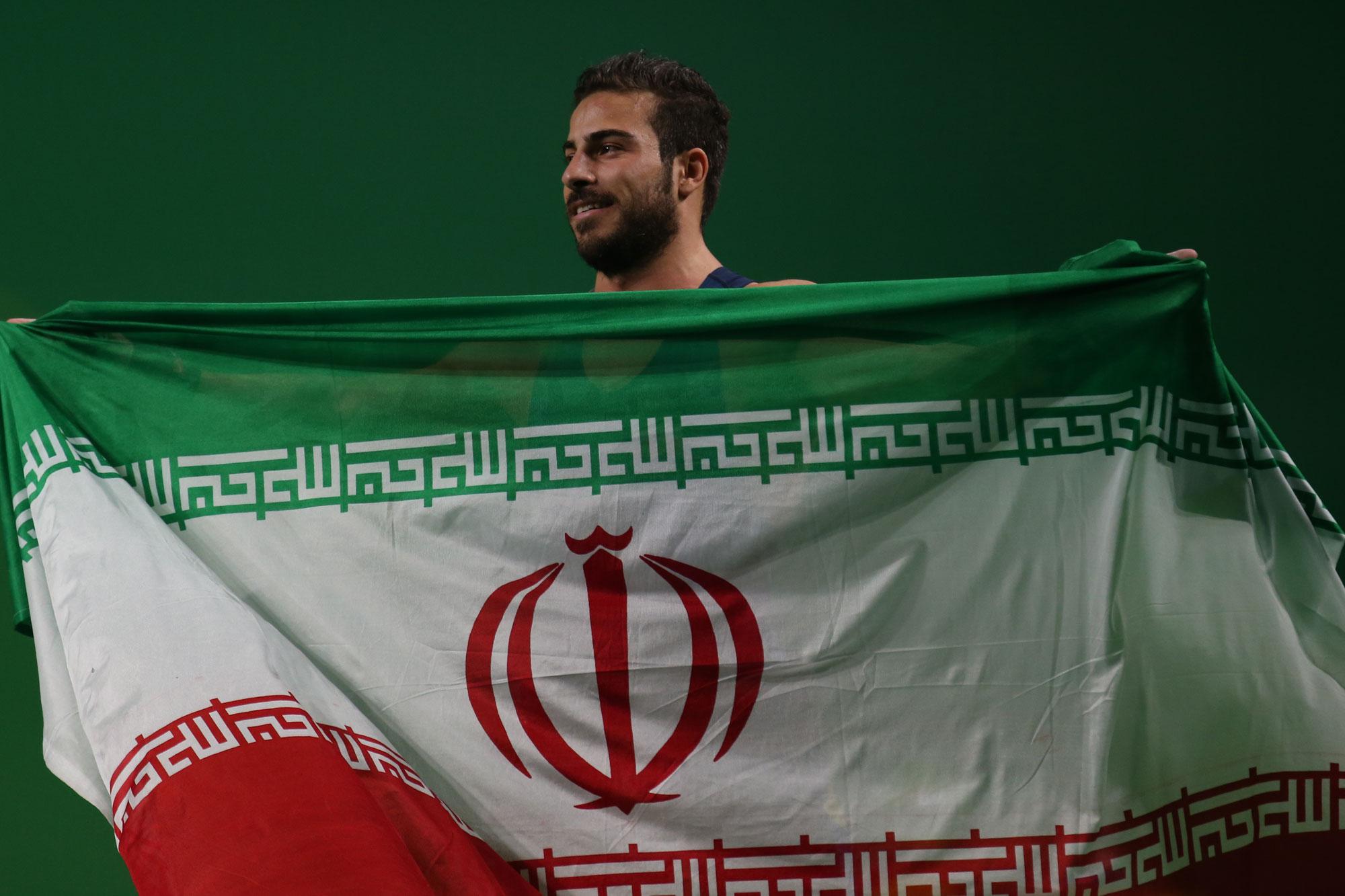 ایران المپیک را با 8 مدال و رتبه 25 به پایان رساند(+جدول)