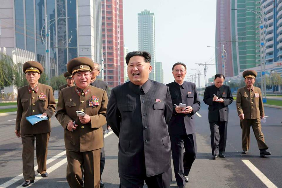 ۳.۵میلیون نفر در کرهشمالی داوطلب جنگ با آمریکا