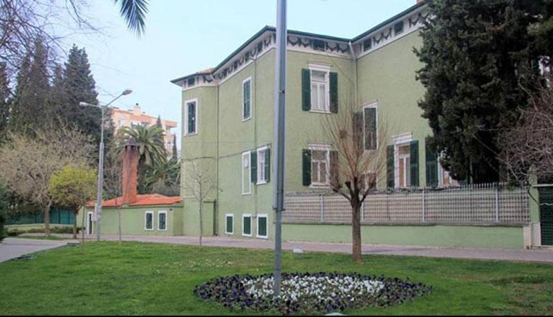 کاخی که قرار بود فتح الله گولن پس از کودتای ترکیه به آنجا بیاید+عکس