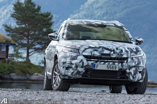 الف تا ی جدیدترینهای نمایشگاه خودرویی پاریس