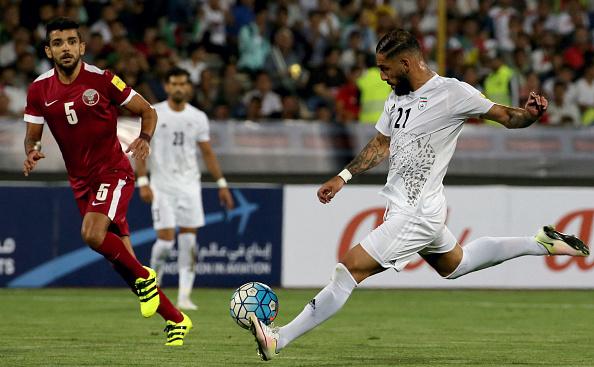 ایران 2 - 0 قطر / پیروزی دقیقه 100 (+گزارش تصویری)