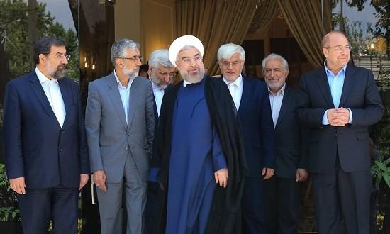 رقبای احتمالی روحانی؛ یک اصولگرا، یک پایداریچی و شاید هم محمود احمدی نژاد