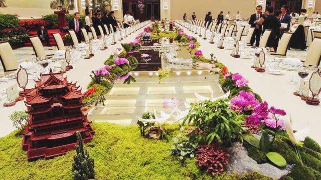 منوی غذای نشست گروه ۲۰ در چین (+عکس)