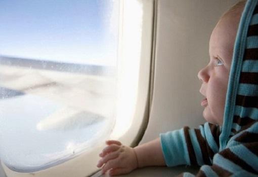 4 روش برای کاهش ترس از پرواز (اطلاع رسانی تبلیغی)