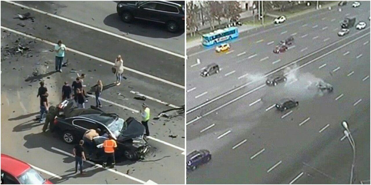 خبر نادرست تصادف خودرو پوتین در رسانه های ایران
