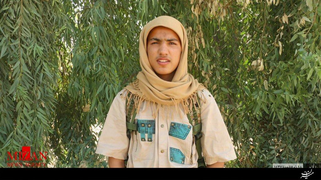 یک نوجوان داعشی عامل حمله به حسینیه کرکوک بود (+ عکس)