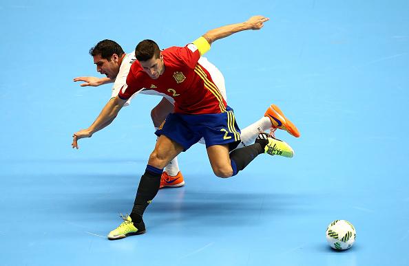 شکست سنگین تیم ملی فوتسال در جام جهانی ( جدول/گزارش تصویری)