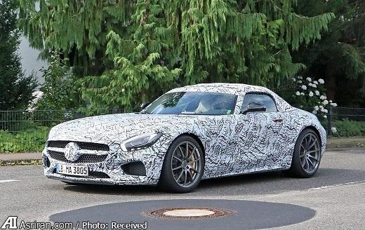 از جدیدترین مدل GT بنز چه میدانید؟