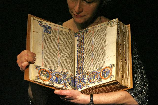 خواندن کتاب بدون نیاز به باز کردن آن!