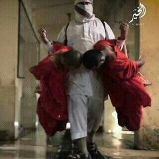 جلاد داعش کشته شد