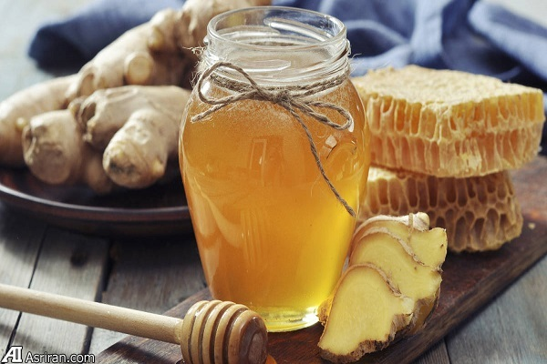 زنجبیل و عسل؛ معجونی قدرتمند برای سلامت