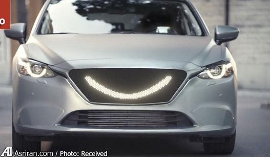 این خودروها به عابران لبخند میزنند