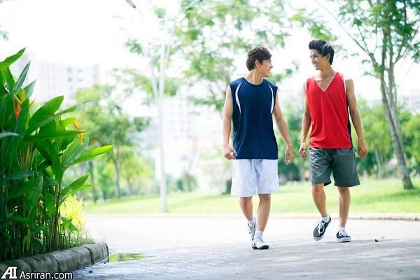 آیا به شیوه درست پیاده روی می کنید؟