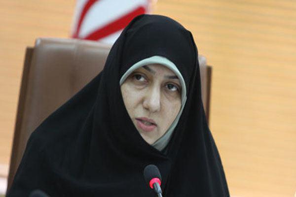 اولین شهردار زن در تهران