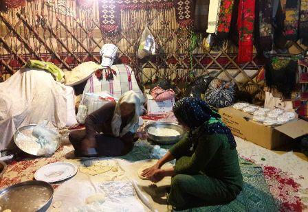 برپایی جشنواره موسیقی، غذا و سوغات اقوام ایرانی در اراک (+عکس)