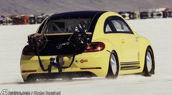 بیتلی با سرعت 330 کیلومتر در ساعت