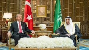 ستون تانک های ترکیه وانزوای منطقه ای سعودی ها