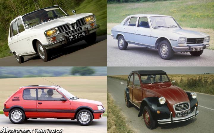 بهترین خودروهای فرانسوی جهان کدامند؟/////////////////////////////منتشر نشود