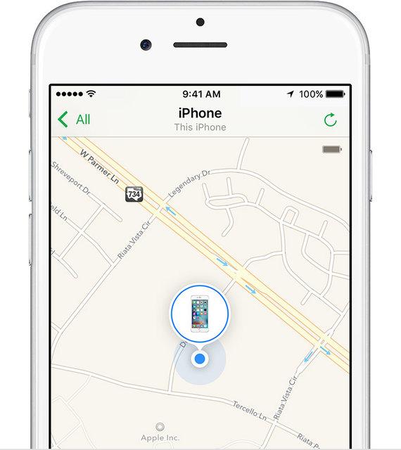 چگونه گوشی آیفون گم شده خود را پیدا کنیم؟ (+عکس)