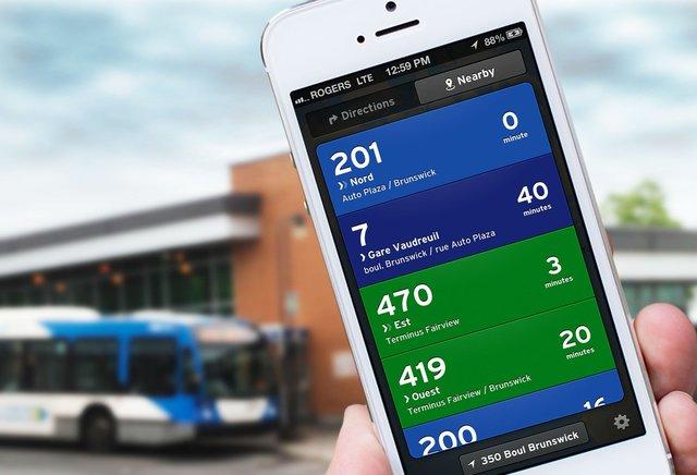 با این اپلیکیشن از اتوبوس جا نمیمانید