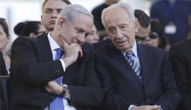 روزنامه اسرائیلی: شیمون پرز مانع از حمله نظامی نتانیاهو به ایران شد