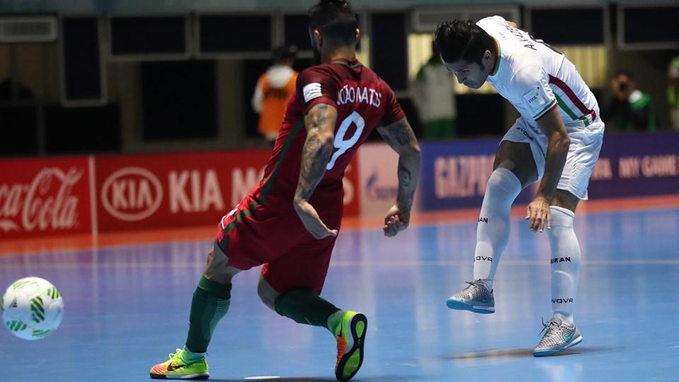 تیم ملی فوتسال ایران سوم جهان شد