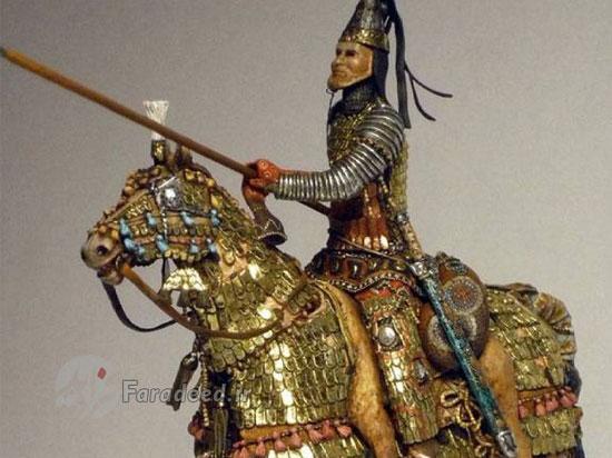 تمام زنان جنگجو و بیباک ایران باستان (+عکس)
