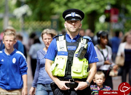باهوش ترین پلیس جهان معرفی شد (+عکس)