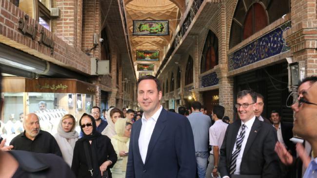 ارزیابی هیات اقتصادی استرالیا از امکان سرمایه گذاری در بازار ایران