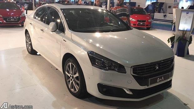ایران خودرو رقیب کمری را وارد بازار می کند (+عکس)