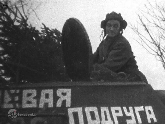 زنی که برای «انتقام شوهرش» تانک خرید! (+عکس)