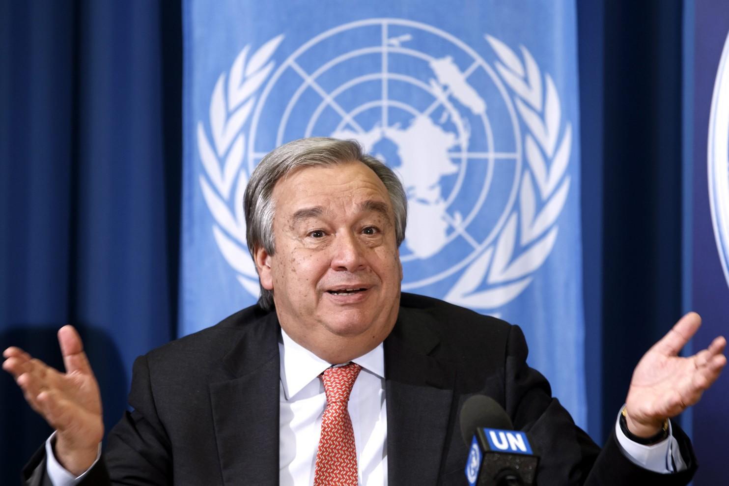دبیر کل زن سازمان ملل ، شاید وقتی دیگر