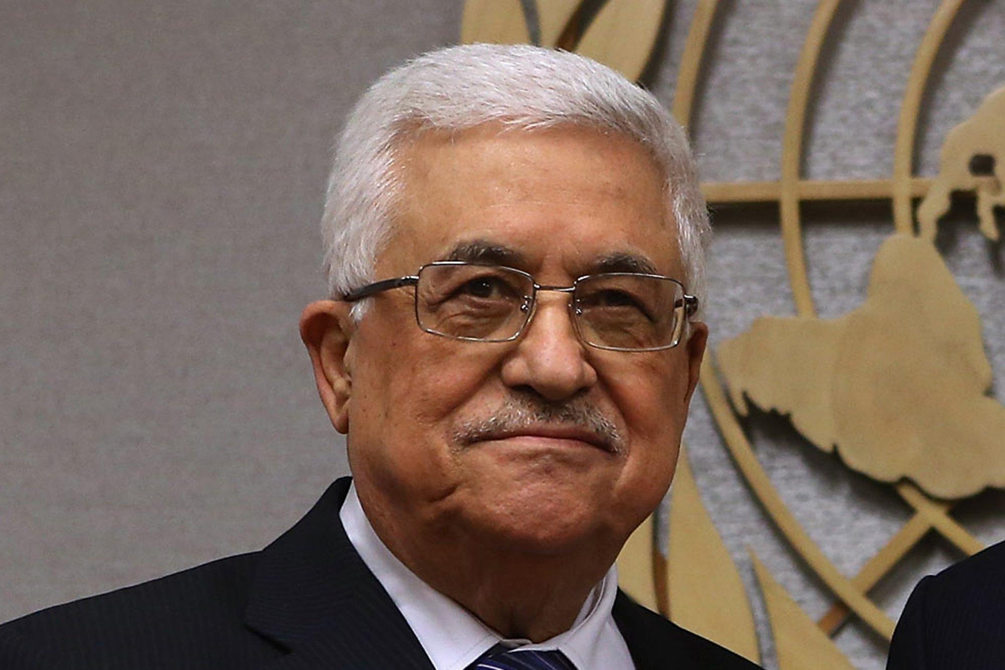 محمود عباس بستری شد
