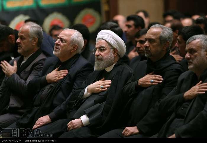حضور روحانی در مراسم عزاداری محرم در تایلند (+عکس)
