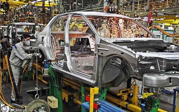 کدام خودروها امسال بیشتر تولید شد؟