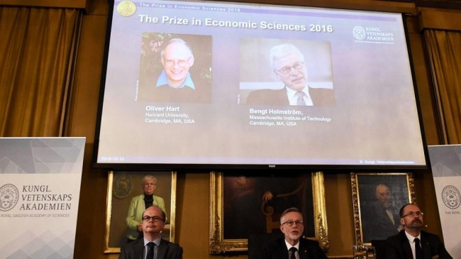 اعلام برندگان نوبل اقتصاد: 2 استاد دانشگاه از آمریکا